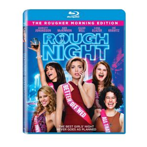 ROUGH NIGHT (BLU-RAY)