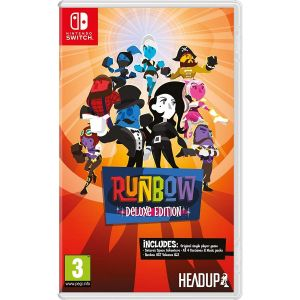 RUNBOW - Deluxe Edition (NSW)