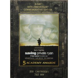 SAVING PRIVATE RYAN D-Day 60th Anniversary Commemorative Edition (DVD)