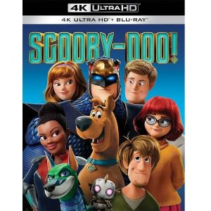 SCOOBY DOO! - SCOOB! [Imported] (4K UHD BLU-RAY + BLU-RAY 2D)