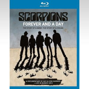 SCORPIONS: FOREVER AND A DAY - LIVE IN MUNICH 2012 (BLU-RAY)