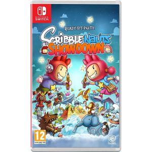 SCRIBBLENAUTS SHOWDOWN (NSW)