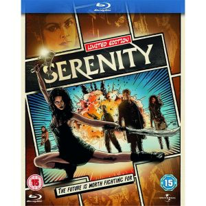 SERENITY Limited Edition (BLU-RAY)