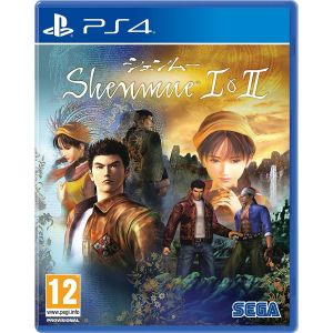 SHENMUE 1 & 2 (PS4)