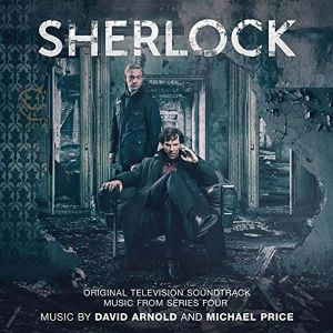 SHERLOCK - ORIGINAL TELEVISION SOUNDTRACK MUSIC FROM SERIES FOUR(AUDIO CD)
