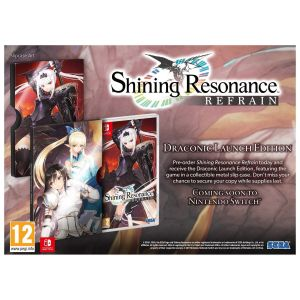 SHINING RESONANCE REFRAIN - Draconic Launch Edition (NSW)