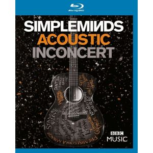 SIMPLE MINDS: ACOUSTIC IN CONCERT (BLU-RAY)