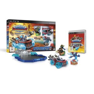 SKYLANDERS: SUPERCHARGERS - STARTER PACK (PS3)