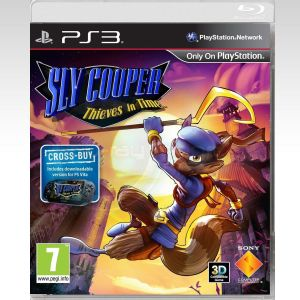 SLY COOPER: THIEVES IN TIME [ΕΛΛΗΝΙΚΟ] (PS3)