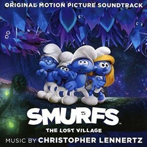 SMURFS: THE LOST VILLAGE - ORIGINAL MOTION PICTURE SOUNDTRACK (AUDIO CD)
