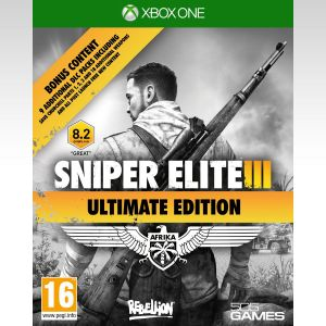 SNIPER ELITE III - ULTIMATE EDITION (XBOX ONE)