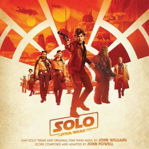 SOLO: A STAR WARS STORY (AUDIO CD)