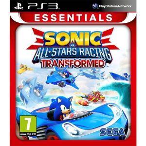 SONIC ALL-STARS RACING TRANSFORMED - ESSENTIALS (PS3)