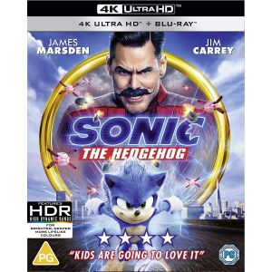 SONIC THE HEDGEHOG 4K [Imported] (4K UHD BLU-RAY)