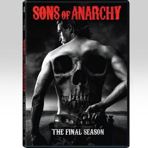 SONS OF ANARCHY: SEASON 7 - SONS OF ANARCHY: 7η ΠΕΡΙΟΔΟΣ (5 DVDs)
