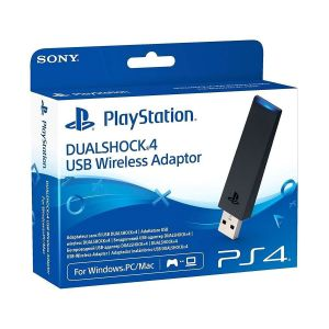 SONY DUALSHOCK 4 USB WIRELESS ADAPTOR PS719844655 (PS4, PC, Mac)
