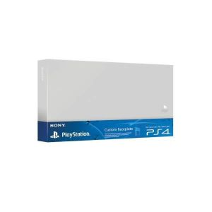 SONY OFFICIAL HDD COVER Silver (PS4)