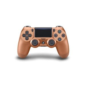 SONY OFFICIAL New WIRELESS CONTROLLER DUALSHOCK 4 v2 Copper (PS4)