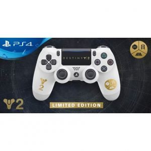 SONY OFFICIAL New WIRELESS CONTROLLER DUALSHOCK 4 v2 Destiny 2 Limited Edition - SONY ΕΠΙΣΗΜΟ ΝΕΟ ΑΣΥΡΜΑΤΟ ΧΕΙΡΙΣΤΗΡΙΟ DUALSHOCK 4 v2 Destiny 2 Limited Edition (PS4)