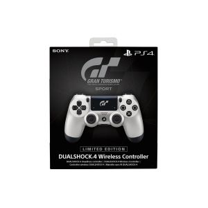 SONY OFFICIAL New WIRELESS CONTROLLER DUALSHOCK 4 v2 GRAN TURISMO SPORT Limited Edition (PS4)