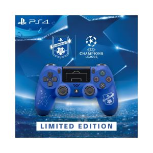 SONY OFFICIAL New WIRELESS CONTROLLER DUALSHOCK 4 v2 Playstation F.C. Limited Edition - SONY ΕΠΙΣΗΜΟ ΝΕΟ ΑΣΥΡΜΑΤΟ ΧΕΙΡΙΣΤΗΡΙΟ DUALSHOCK 4 v2 Playstation F.C. Limited Edition (PS4)