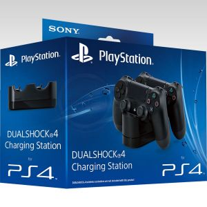 SONY OFFICIAL WIRELESS CONTROLLER DUALSHOCK 4 CHARGING STATION (PS4)