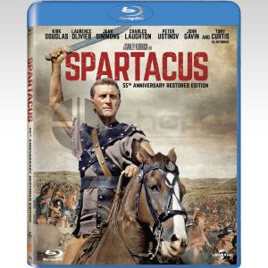 SPARTACUS [4K ReMASTERED] 55th Anniversary Restored Edition - ΣΠΑΡΤΑΚΟΣ [4K ReMASTERED] 55η ΕΠΕΤΕΙΑΚΗ Restored ΕΚΔΟΣΗ (BLU-RAY)
