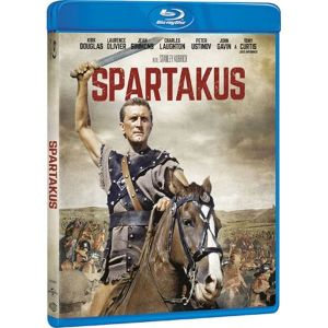 SPARTACUS [4K ReMASTERED] Restored Edition [Imported] (BLU-RAY)