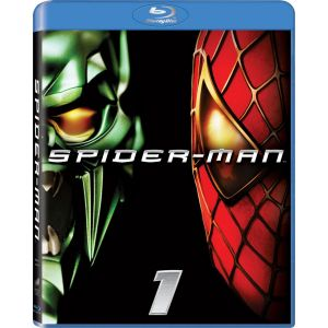 SPIDER-MAN - Deluxe Edition (BLU RAY)