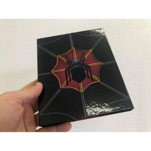 SPIDER-MAN: FAR FROM HOME 3D+2D - SPIDER-MAN: ΜΑΚΡΙΑ ΑΠΟ ΤΟΝ ΤΟΠΟ ΤΟΥ 3D+2D Limited Collector's MAGNETIC TIP CASE Edition (BLU-RAY 3D + BLU-RAY 2D)