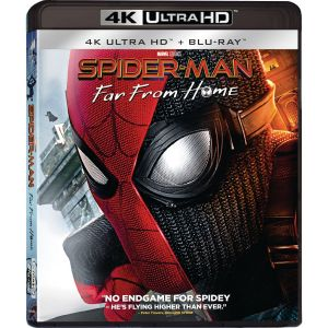SPIDER-MAN: FAR FROM HOME 4K+2D - SPIDER-MAN: ΜΑΚΡΙΑ ΑΠΟ ΤΟΝ ΤΟΠΟ ΤΟΥ 4K+2D (4K UHD BLU-RAY + BLU-RAY 2D)