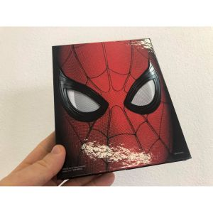 SPIDER-MAN: FAR FROM HOME 4K+2D - SPIDER-MAN: ΜΑΚΡΙΑ ΑΠΟ ΤΟΝ ΤΟΠΟ ΤΟΥ 4K+2D Limited Collector's MAGNETIC TIP CASE Edition (4K UHD BLU-RAY + BLU-RAY 2D)