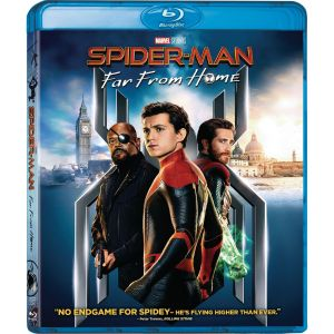SPIDER-MAN: FAR FROM HOME - SPIDER-MAN: ΜΑΚΡΙΑ ΑΠΟ ΤΟΝ ΤΟΠΟ ΤΟΥ (BLU-RAY)