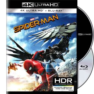 SPIDER-MAN: HOMECOMING 4K+2D - SPIDER-MAN: H ΕΠΙΣΤΡΟΦΗ ΣΤΟΝ ΤΟΠΟ TOY 4K+2D [ΕΛΛΗΝΙΚΟ] (4K UHD BLU-RAY + BLU-RAY 2D)