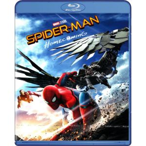 SPIDER-MAN: HOMECOMING - SPIDER-MAN: H ΕΠΙΣΤΡΟΦΗ ΣΤΟΝ ΤΟΠΟ TOY (BLU-RAY)