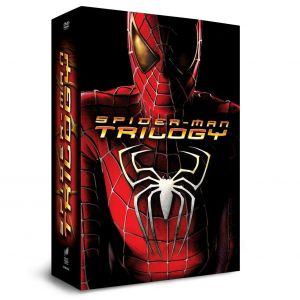 SPIDER-MAN TRILOGY (3 DVDs)