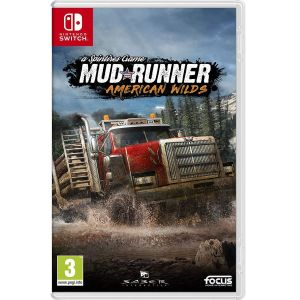 SPINTIRES: MUDRUNNER - AMERICAN WILDS EDITION (NSW)