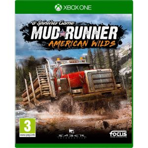 SPINTIRES: MUDRUNNER - AMERICAN WILDS EDITION (XBOX ONE)