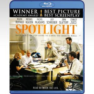 SPOTLIGHT - SPOTLIGHT: ΟΛΑ ΣΤΟ ΦΩΣ (BLU-RAY) ***SONY EXCLUSIVE***