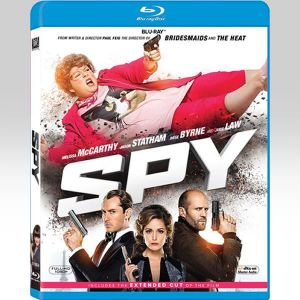SPY Extended (BLU-RAY)