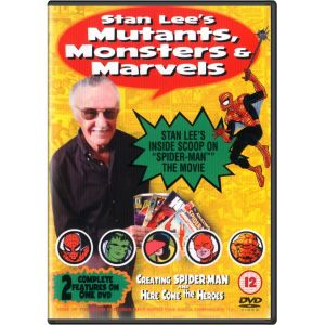 STAN LEE'S MUTANTS, MONSTERS & MARVELS (DVD)