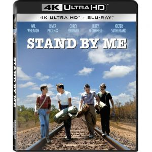 STAND BY ME 4K+2D (4K UHD BLU-RAY + BLU-RAY 2D)