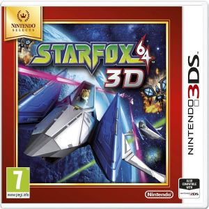 STAR FOX 64 - SELECTS (3DS, 2DS)