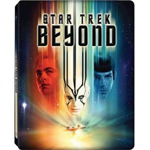 STAR TREK: BEYOND 3D - Limited Edition Steelbook (BLU-RAY 3D + BLU-RAY) + ΔΩΡΟ ΠΡΟΣΤΑΤΕΥΤΙΚΗ ΘΗΚΗ Steelbook