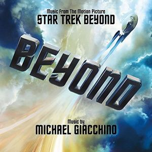 STAR TREK: BEYOND - MUSIC FROM THE MOTION PICTURE (AUDIO CD)