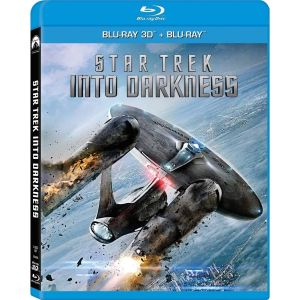 STAR TREK INTO DARKNESS 3D (BLU-RAY 3D + BLU-RAY)