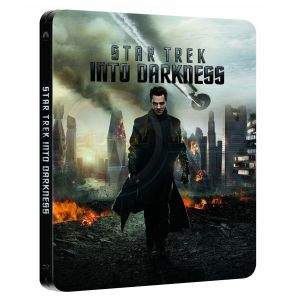 STAR TREK INTO DARKNESS 3D Limited Collector's Edition Steelbook (BLU-RAY 3D/2D)