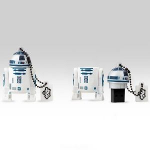 STAR WARS R2-D2 TRIBE 16GB USB DRIVE Flash Memory Stick FD007507 (USB)