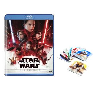 STAR WARS: THE LAST JEDI (BLU-RAY 2D + BLU-RAY BONUS) + GIFT 1x COASTER