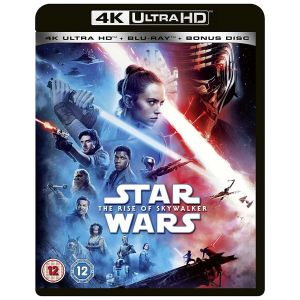 STAR WARS: THE RISE OF SKYWALKER [Imported] (4K UHD BLU-RAY + BLU-RAY 2D + BLU-RAY BONUS)